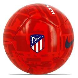 Nike Atletico Madrid Pitch Voetbal Maat 5 Rood