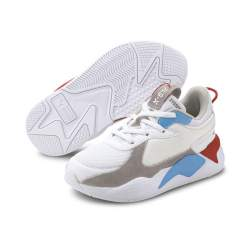 PUMA RS-X Monday Sneaker Kids (Peuters) Wit Rood