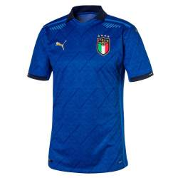 PUMA Italie Thuisshirt Authentic 2020-2022