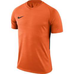 Nike Dry Tiempo Premier Voetbalshirt Safety Orange