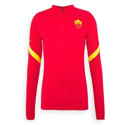 Nike AS Roma Dry Strike Trainingstrui 2020-2021 Kids Rood